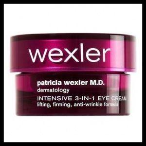 Wexler M.D. Dermatology Intensive 3-in-1 Eye Cream